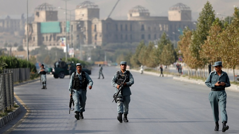 Militants attack American University in Kabul