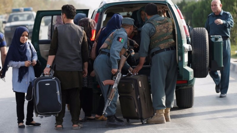Afghan siege violates a university oasis