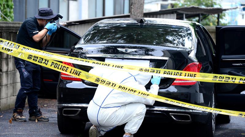 Lotte Group exec dead in suspected suicide