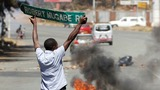 Violence erupts in Zimbabwe after anti-Mugabe rally