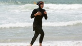 Court suspends French burkini ban