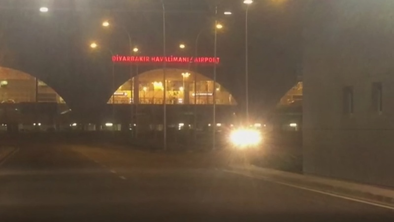 Rockets reportedly fired at Turkish Airport