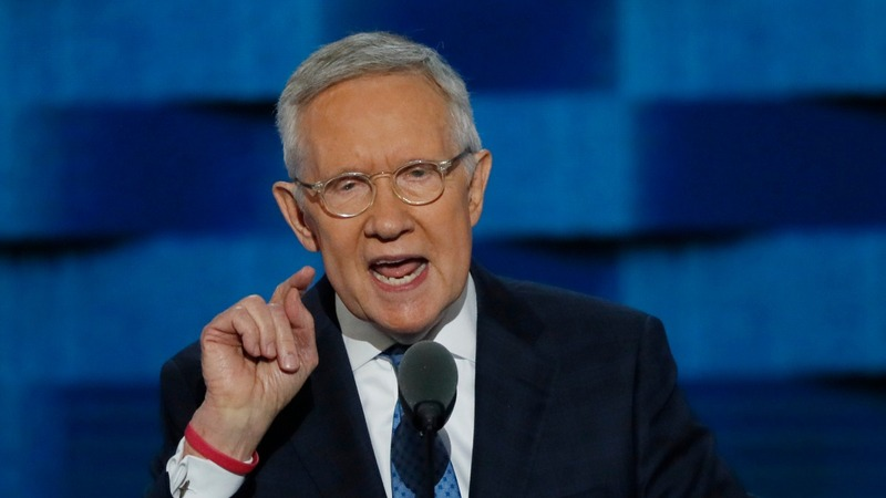 GOP money threatens Reid's senate seat handoff