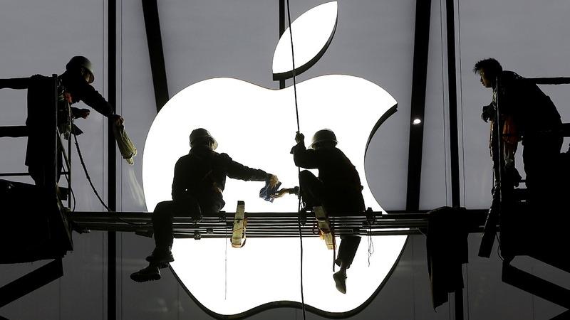 EU hits Apple with €13bln tax bill