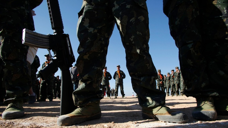 Myanmar launches peace talks with armed rebels