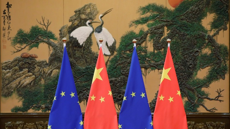 E.U. lobby warns China of investment backlash