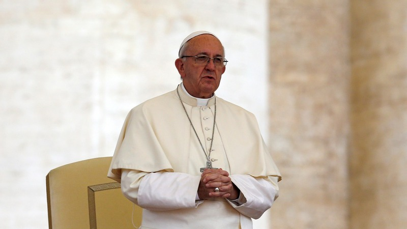 Pope calls for 'work of mercy' on the environment