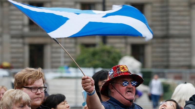 Sturgeon's post-Brexit independence plan