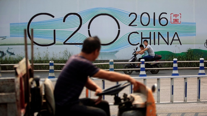 The frowns behind the smiles at China's G20