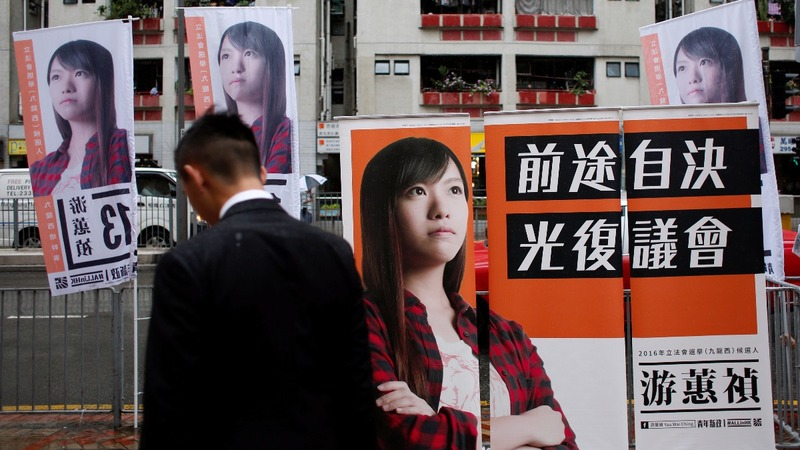 China pressure squeezes HK democrats: sources