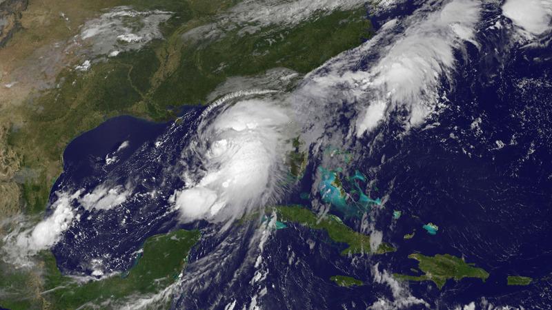 Hurricane Hermine hammers Florida, cutting power