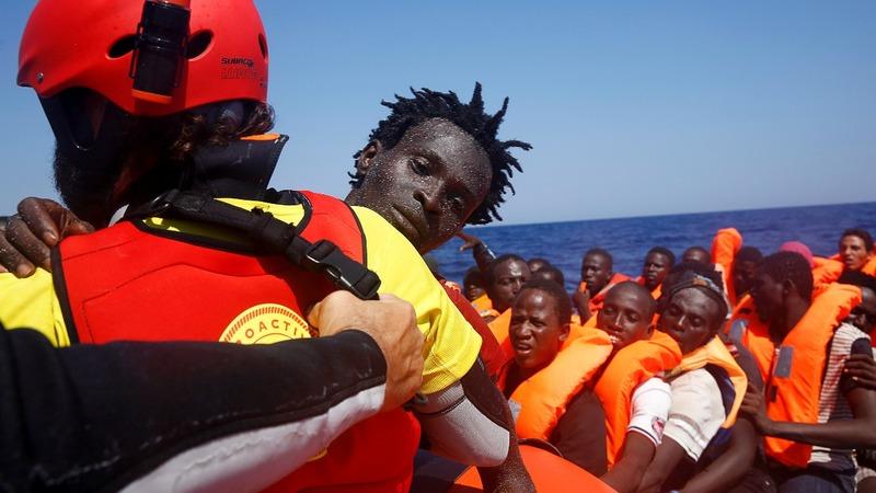 EU Turkey tensions threaten migrant deal