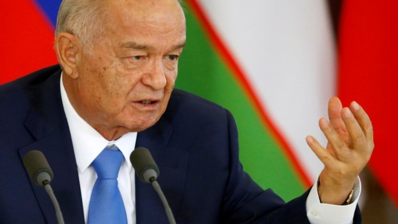 Uzbek president dead - Reuters sources