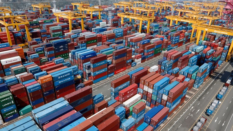 South Korean container giant Hanjin collapses