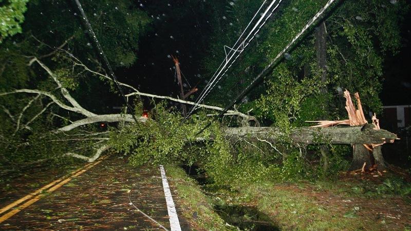 Hermine wallops Florida, heads north up Atlantic