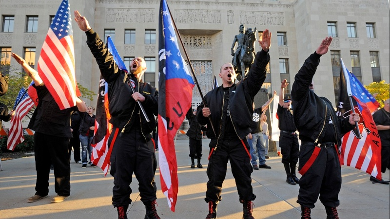 White nationalists eclipsing ISIS on Twitter