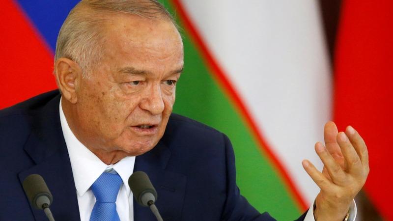 Uzbekistan buries veteran leader Karimov