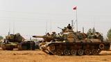 Turkish tanks enter Syria amid stalled talks