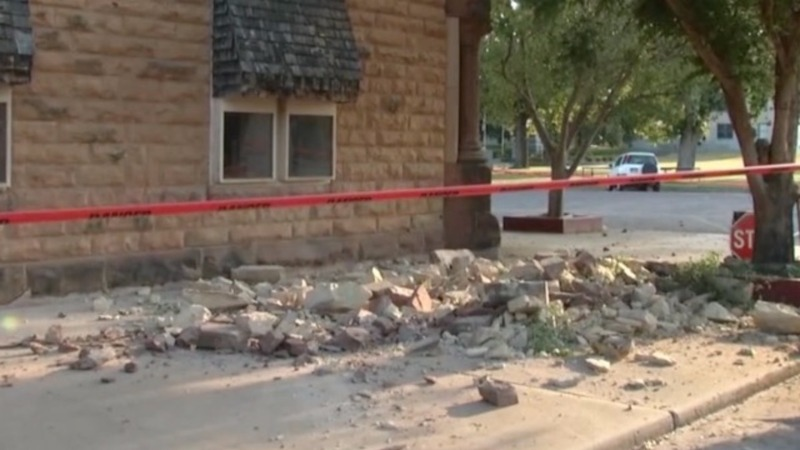 Oklahoma earthquake adds to fracking concern