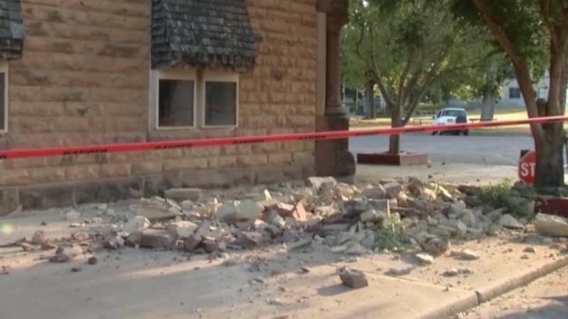 Oklahoma earthquake adds to fracking concern