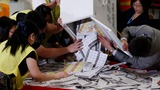Hong Kong counts votes in record-breaking poll