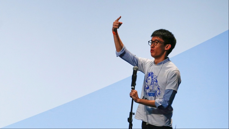 Victory for young radical democrats in Hong Kong