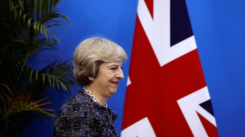 UK PM sets up Brexit showdown at G20