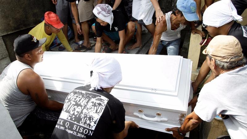 Fear muzzles critics of Duterte's bloody war