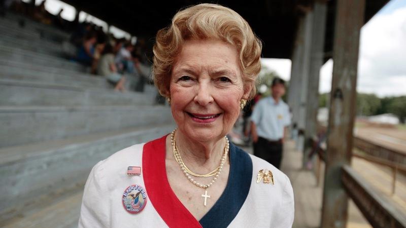 U.S. conservative activist Phyllis Schlafly dies