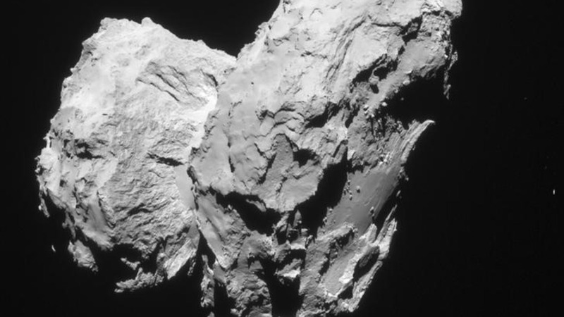 Found in space: Europe's missing comet probe