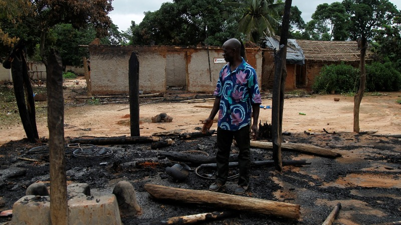 Ivory Coast evicts farmers to save rainforest