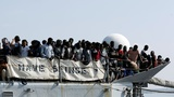 Italy saves 2,700 migrants in one day