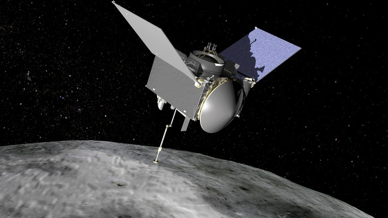 NASA readies launch for asteroid mission