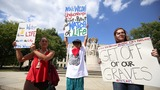 Protesters fight to stop North Dakota oil pipeline