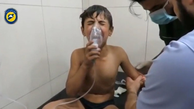 Watchdog to probe Syria gas attack