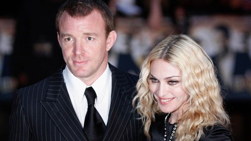 Madonna and Richie settle custody dispute