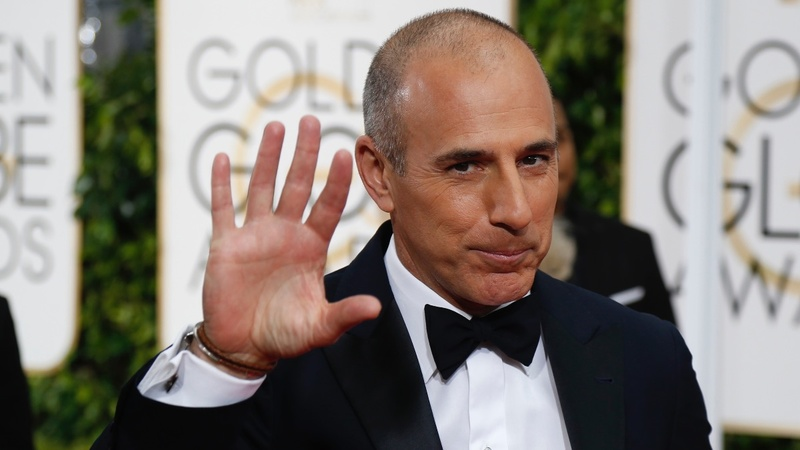 After NBC presidential forum, Lauer feels heat