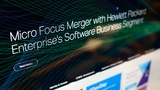 HPE's $8.8 bln deal with Micro Focus