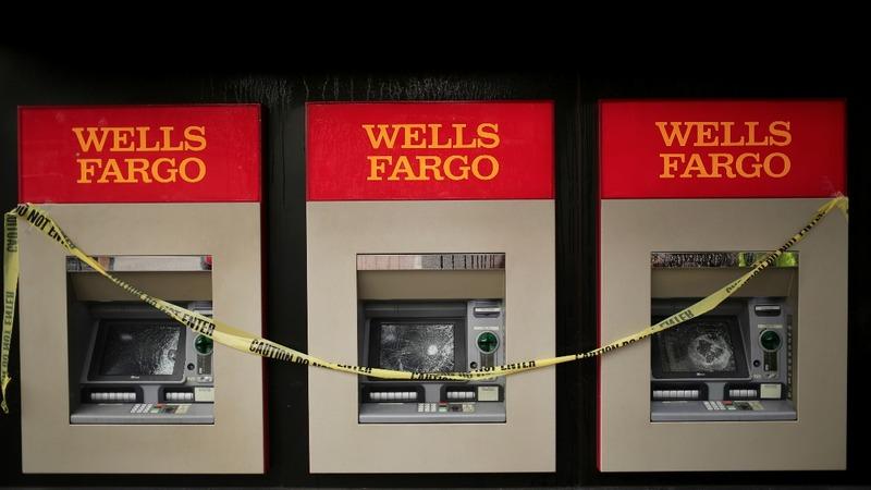 Wells Fargo fined for massive credit card scheme