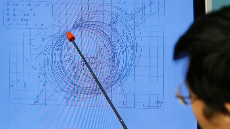 'Artificial quake' points to N. Korean nuclear test