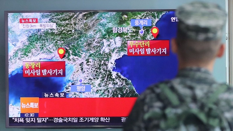 North Korean nuclear test 'bigger than Hiroshima'