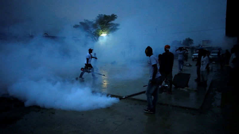 Zika could devastate Haiti's fragile health system