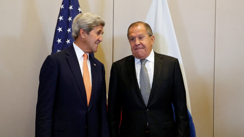 Kerry tries again with Lavrov on Syria