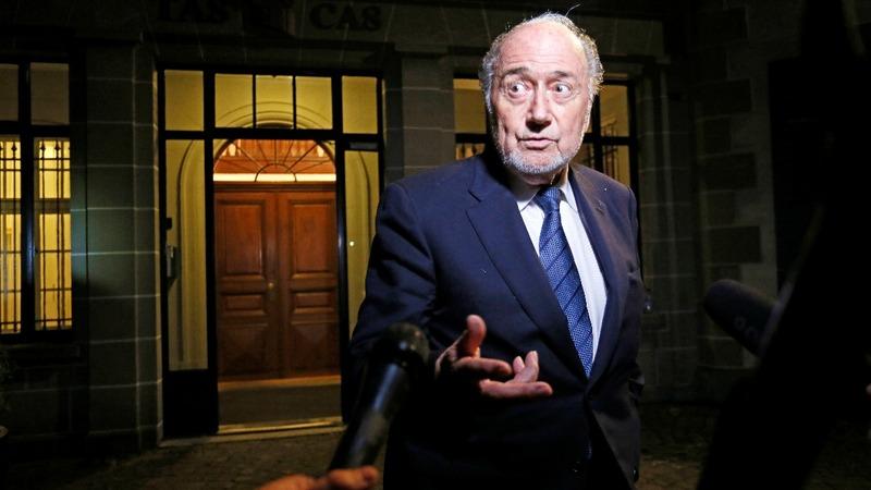 Blatter faces FIFA probe