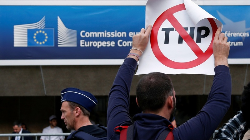 The EU's struggle to sell trade deals