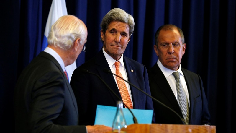 A deal for Syria aiming for truce from Monday