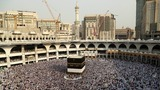 More than a million descend on Mecca for Haj