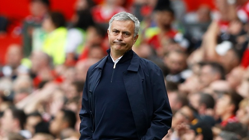 Pep beats Jose in Manchester derby