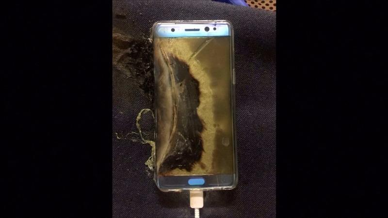 Samsung starts Note 7 exchange program