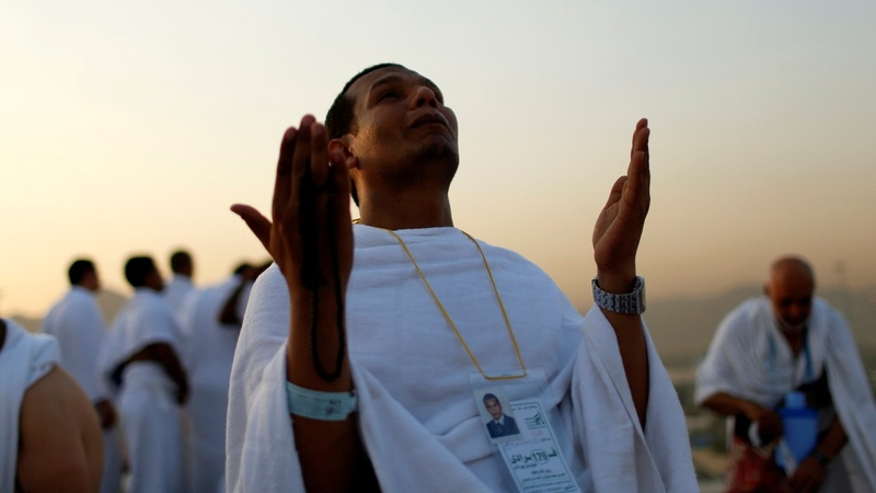 INSIGHT: Muslim pilgrims pray on Arafa Day